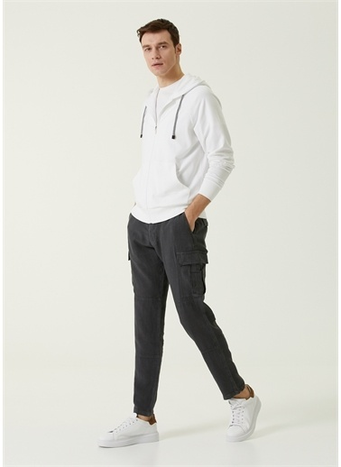 Beymen Collection Spor Pantolon Füme